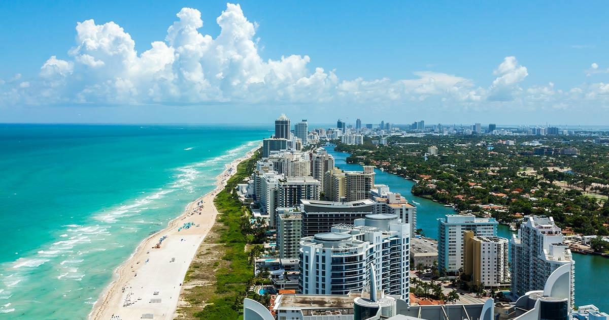 Miami Florida - svensk reseguide