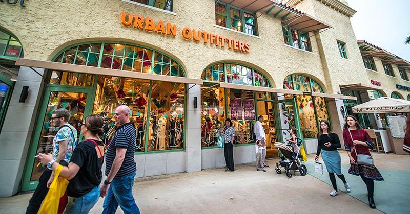 Miami shopping - shoppa i gallerior och butiker