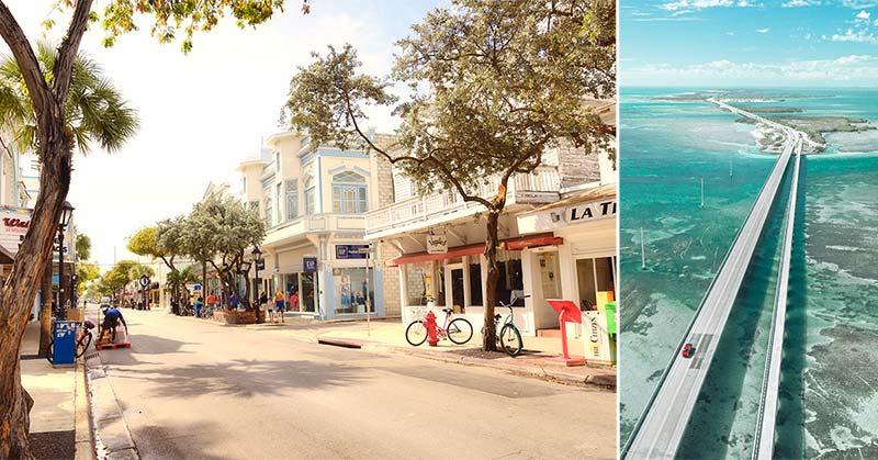 Key West och Florida Keys - dagstur från Miami