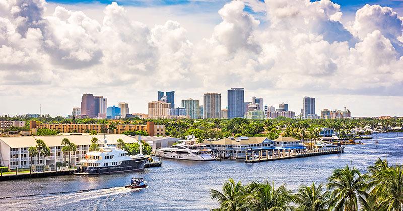 Guidade båtturer i Miami - våra tips!