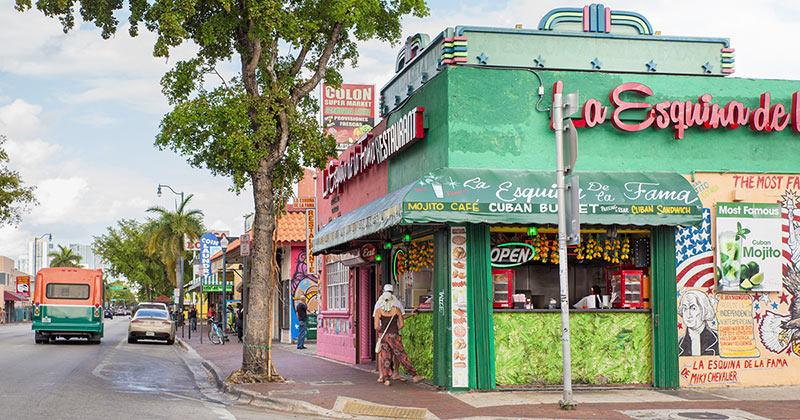 Lilla Havanna - Little Havana i Miami